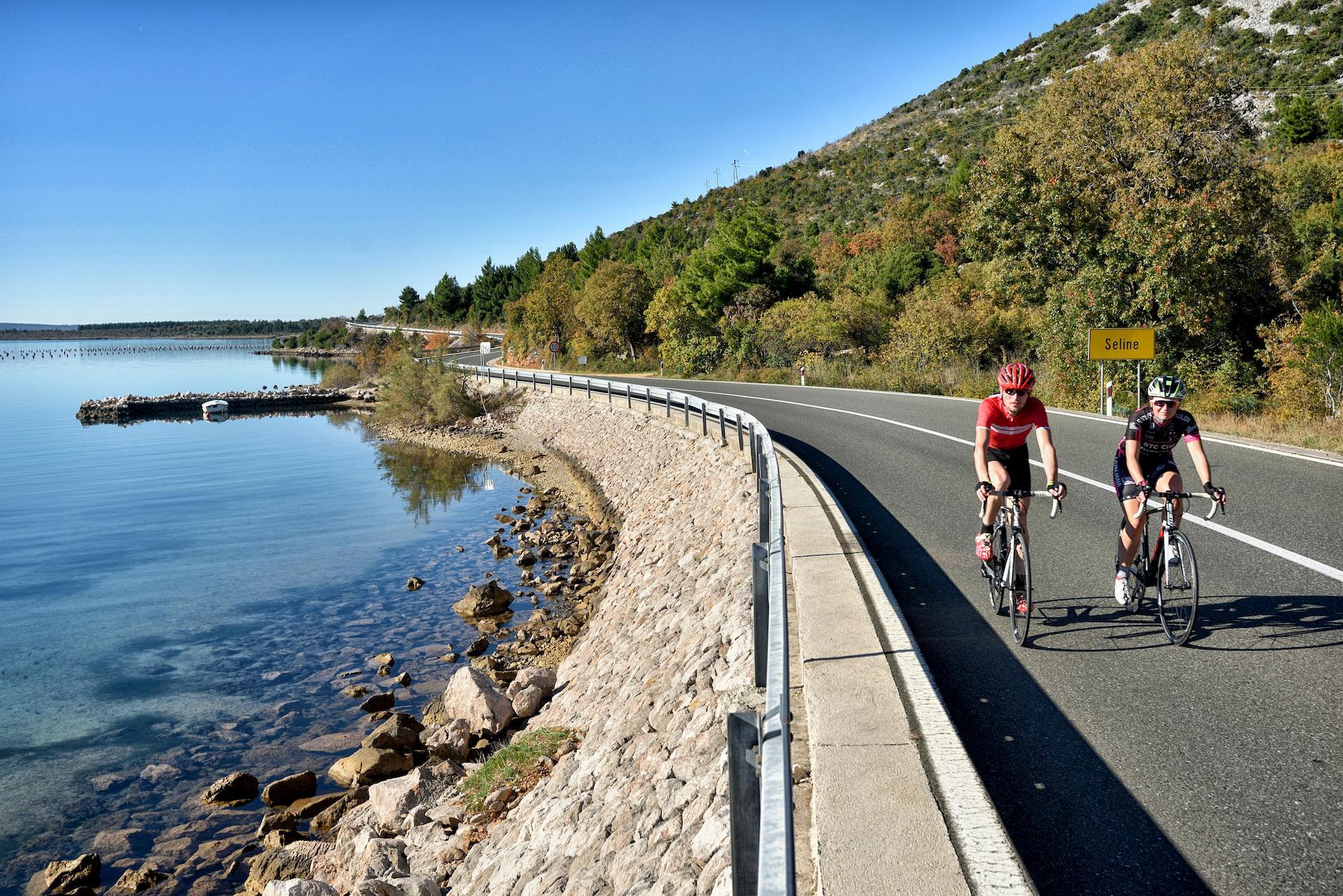 Zadar road cycling