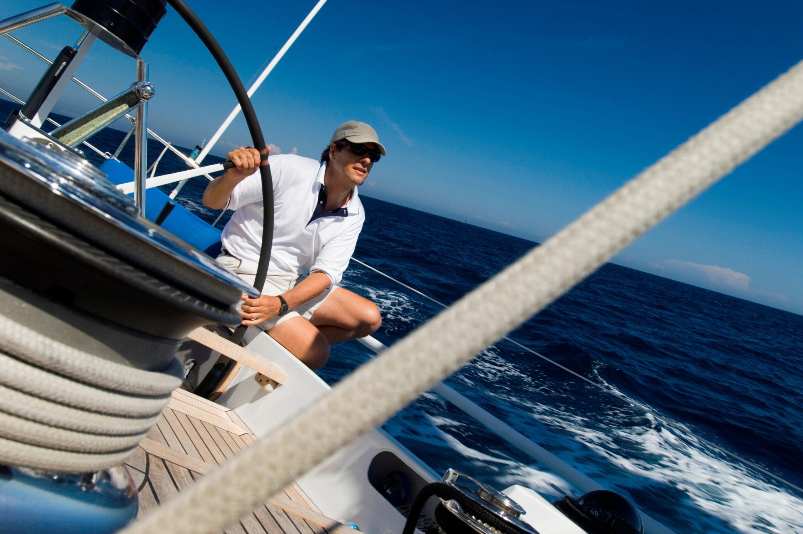 Sailing kornati
