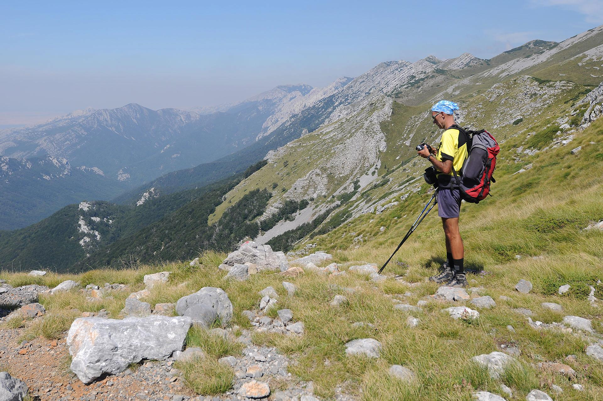 Hiking paklenica
