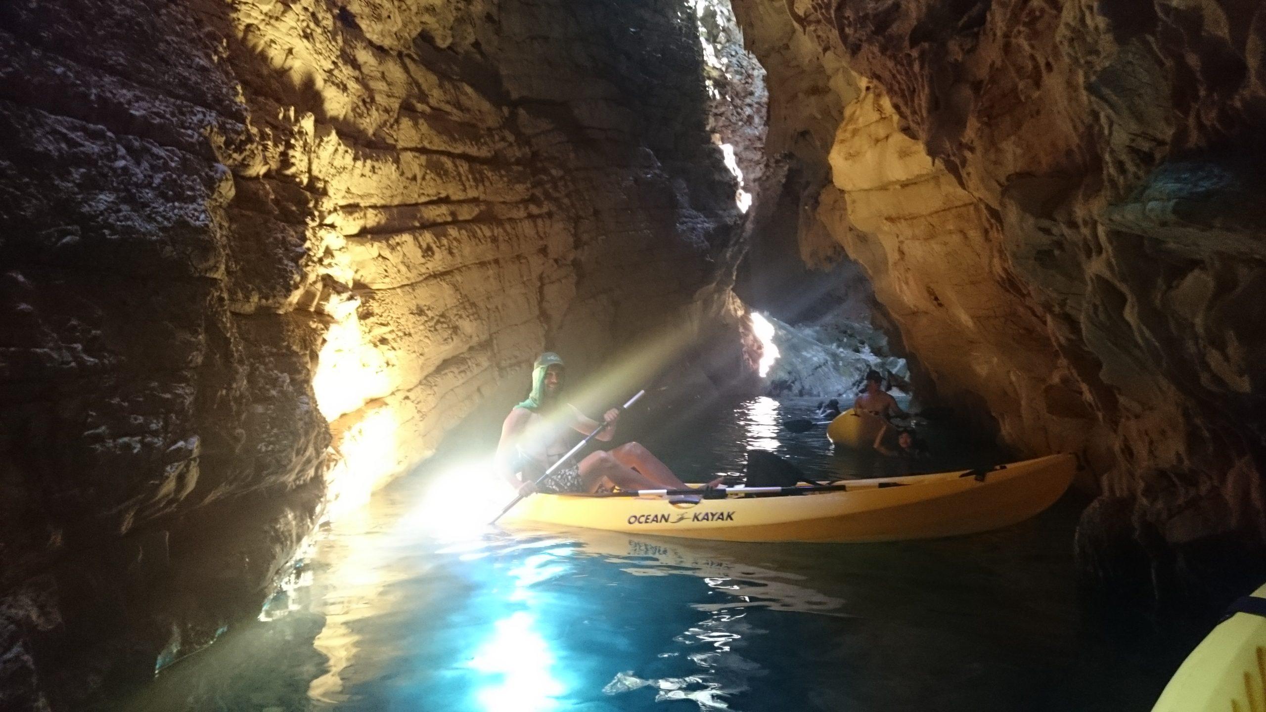 sea cave dugi otok