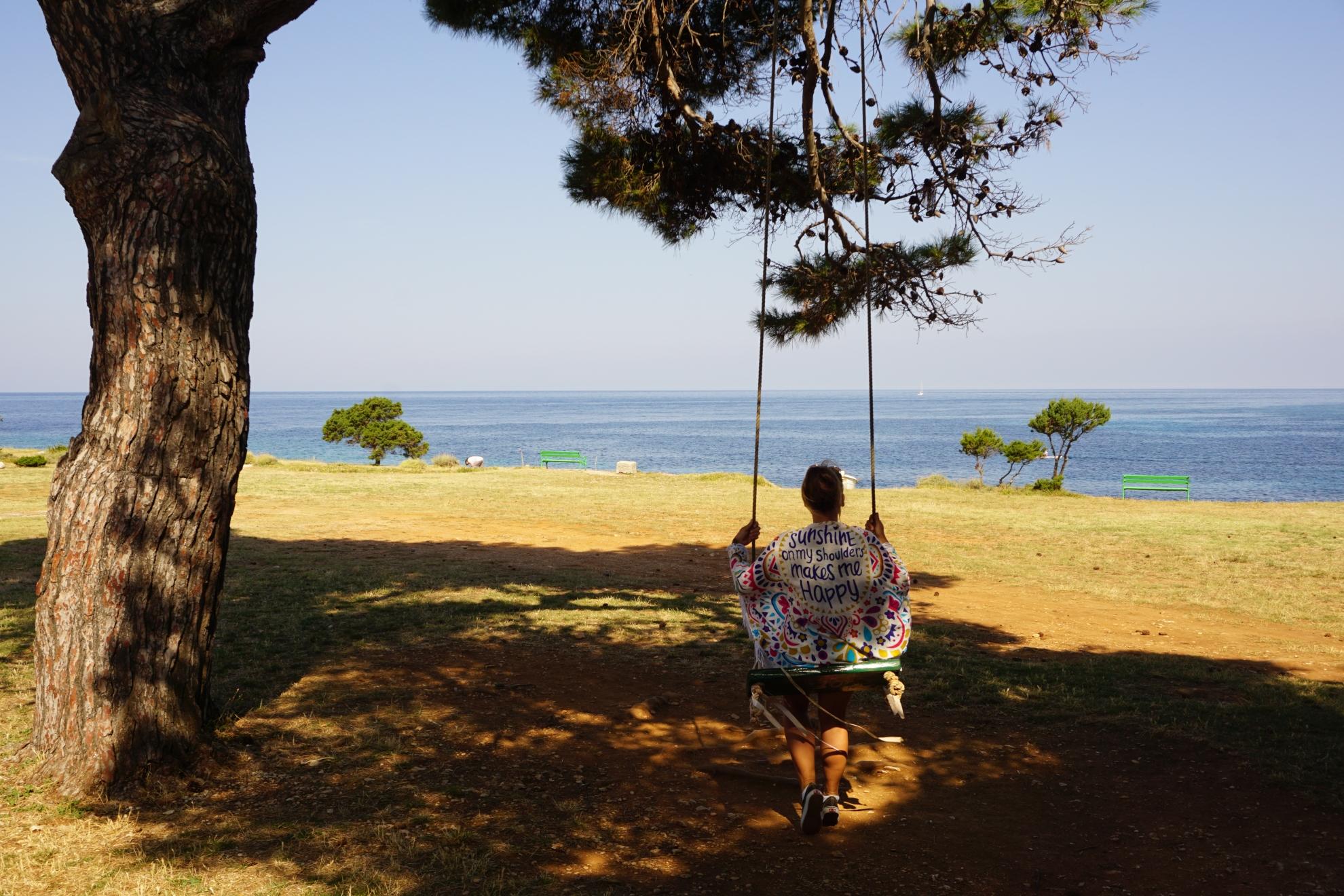 Beach Dugi otok